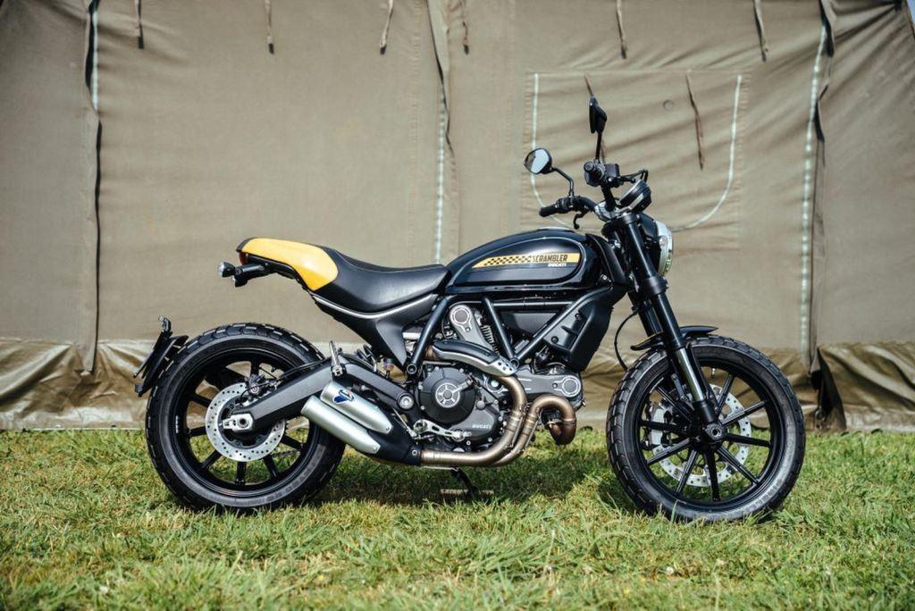 Wheels and Waves'te İki Yeni Ducati Scrambler Ortaya Çıktı! 5. İçerik Fotoğrafı