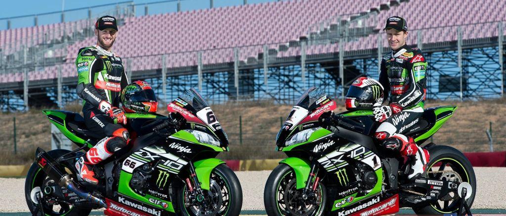 WSBK Kawasaki Racing Takım Lansman Tarihi! 2. İçerik Fotoğrafı