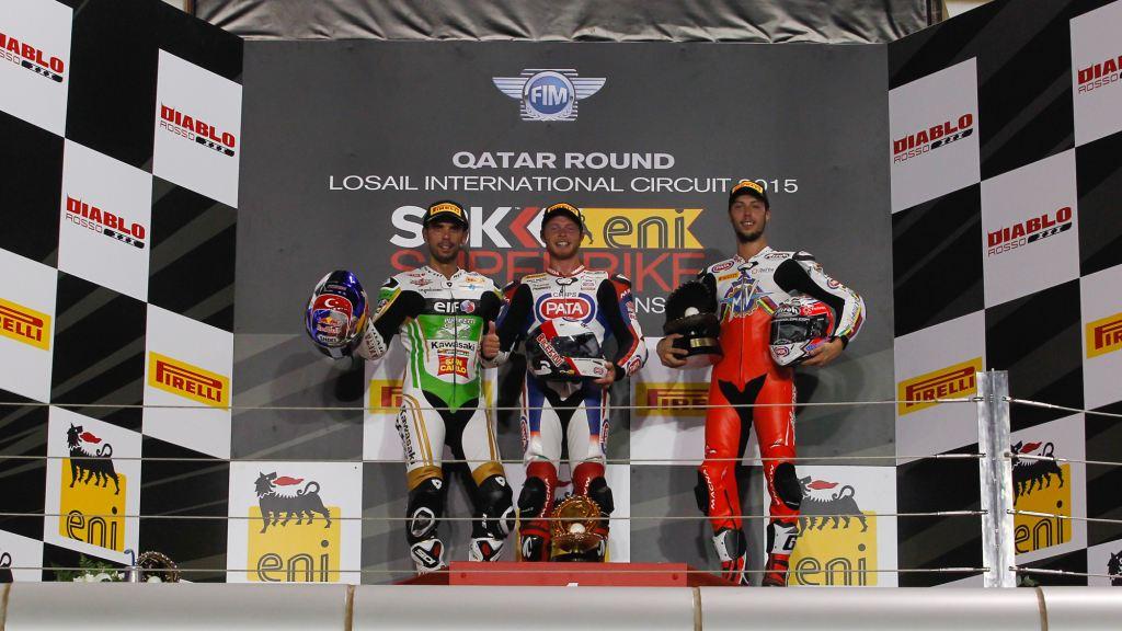 WSS: Katar Yarış Sonuçları 3. İçerik Fotoğrafı