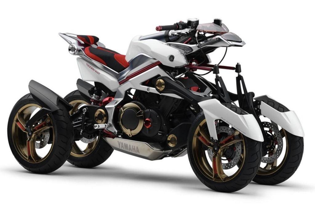 Yamaha'dan Dört Tekerlekli Konsept Geliyor! 1. İçerik Fotoğrafı