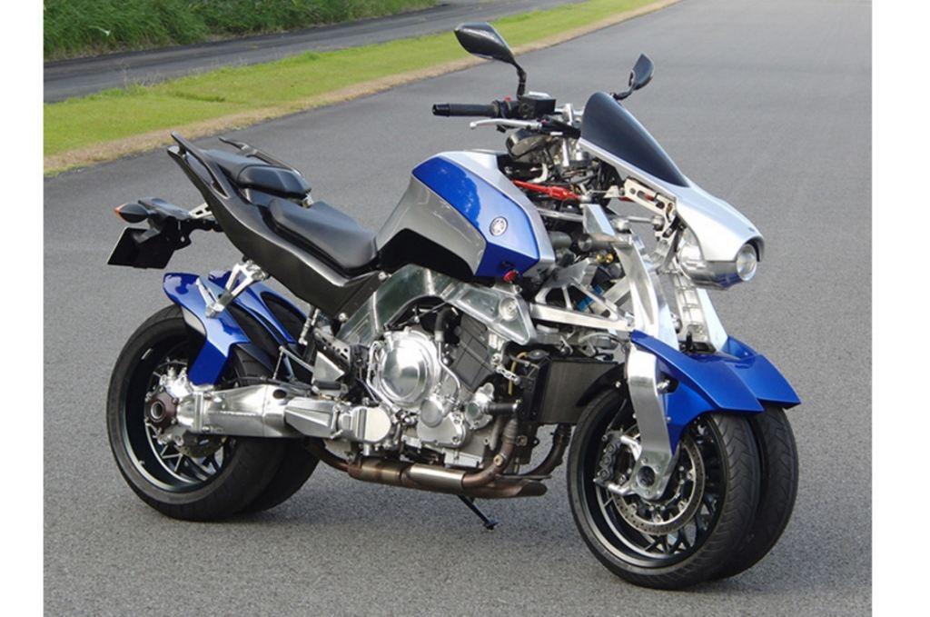 Yamaha'dan Dört Tekerlekli Konsept Geliyor! 2. İçerik Fotoğrafı