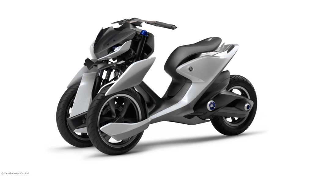 Yamaha'dan Üç Tekerlekli İki Yeni Konsept! 2. İçerik Fotoğrafı