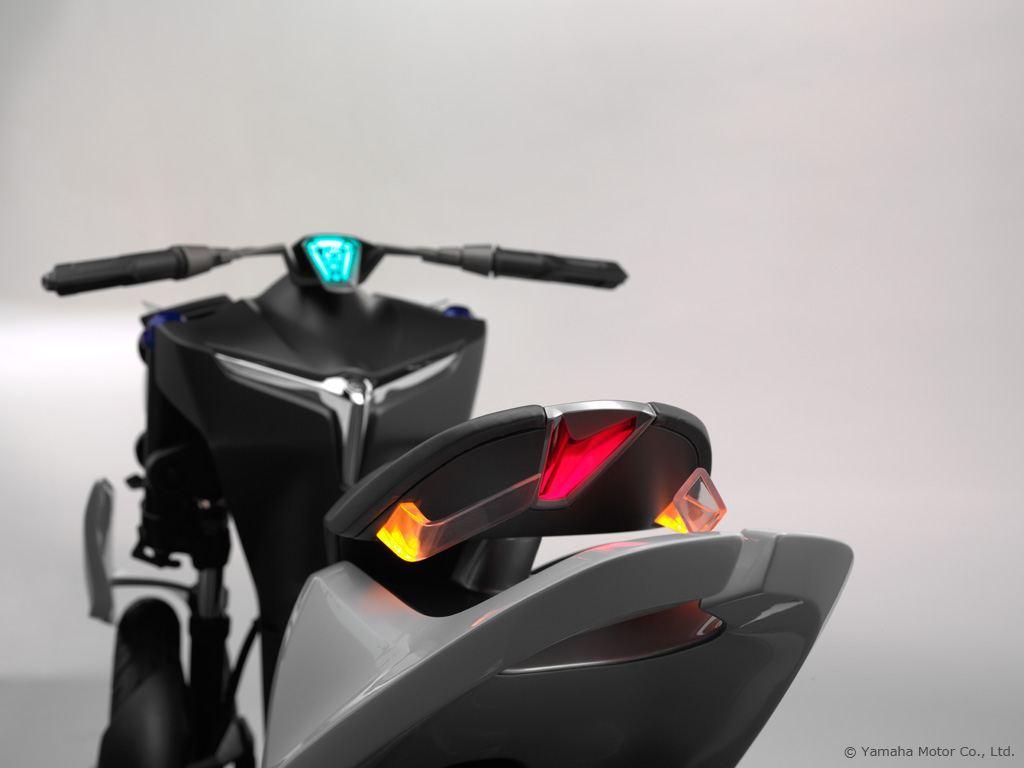 Yamaha'dan Üç Tekerlekli İki Yeni Konsept! 3. İçerik Fotoğrafı