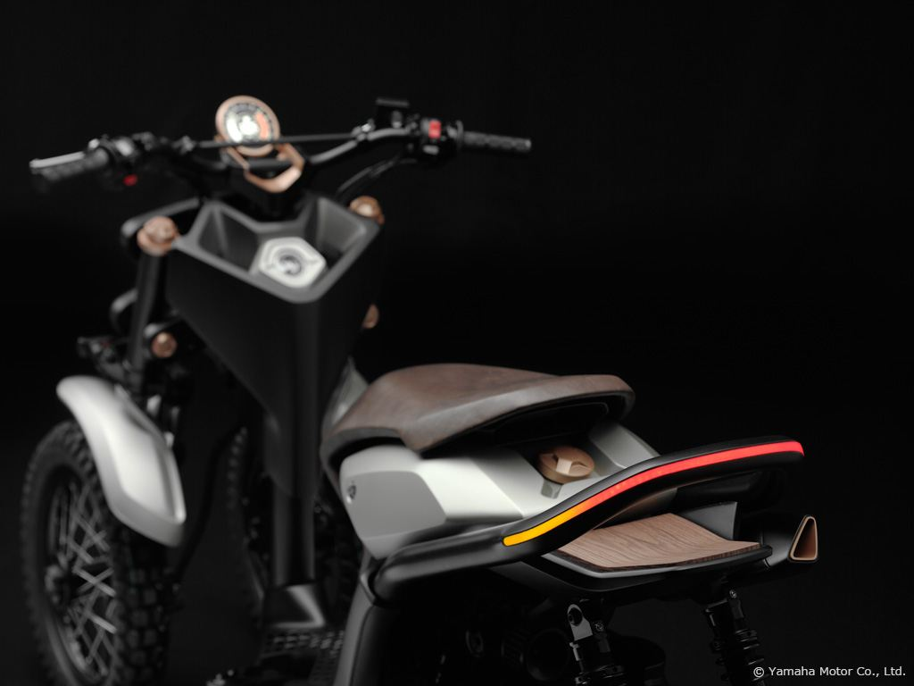 Yamaha'dan Üç Tekerlekli İki Yeni Konsept! 5. İçerik Fotoğrafı