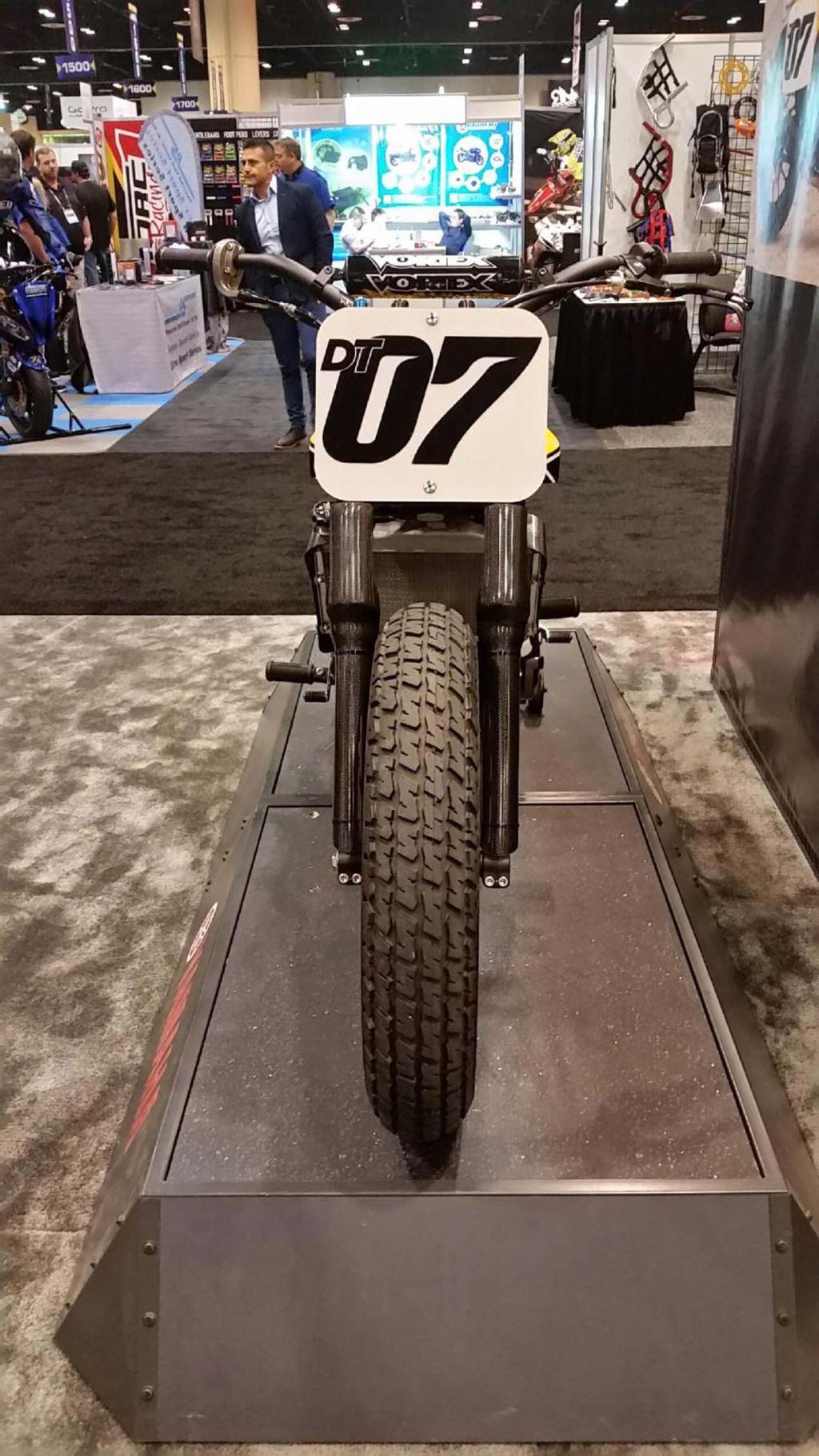 Yamaha DT-07 Flat Track Konsepti Görücüye Çıktı! 2. İçerik Fotoğrafı