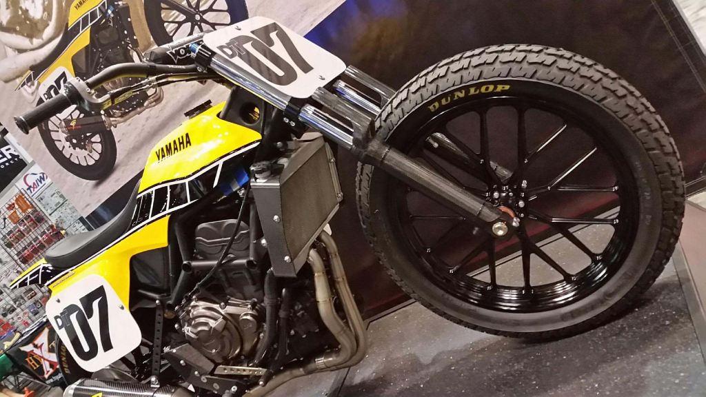 Yamaha DT-07 Flat Track Konsepti Görücüye Çıktı! 3. İçerik Fotoğrafı
