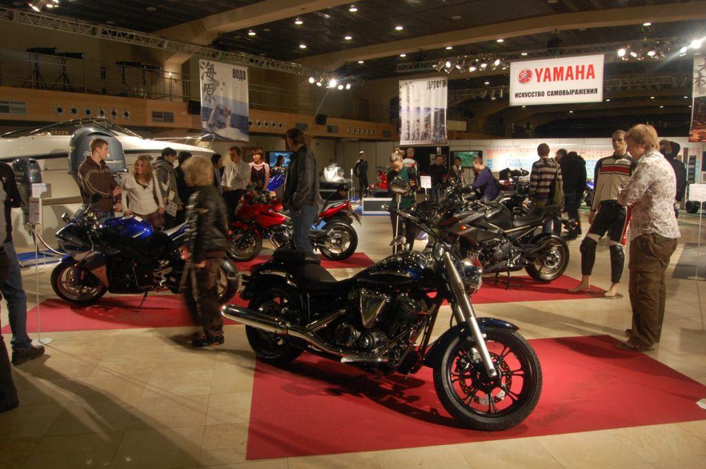 Yamaha'nın 2014 Satış Rakamları 1. İçerik Fotoğrafı
