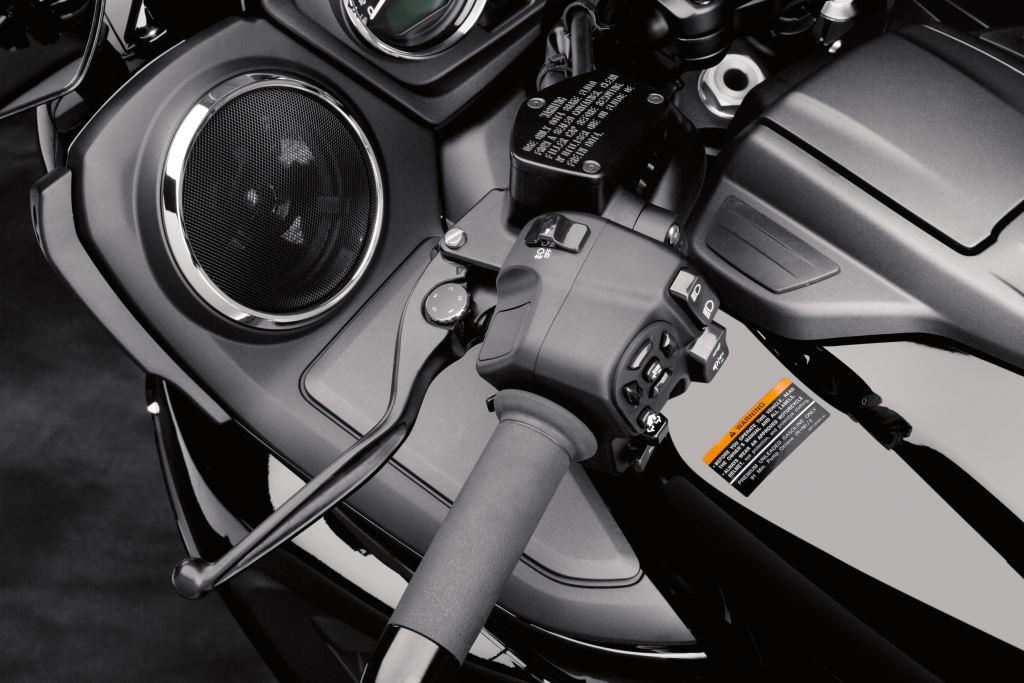 Yamaha'nın Yeni Bagger Modeli 2018 Star Eluder'a İlk Bakış! 11. İçerik Fotoğrafı