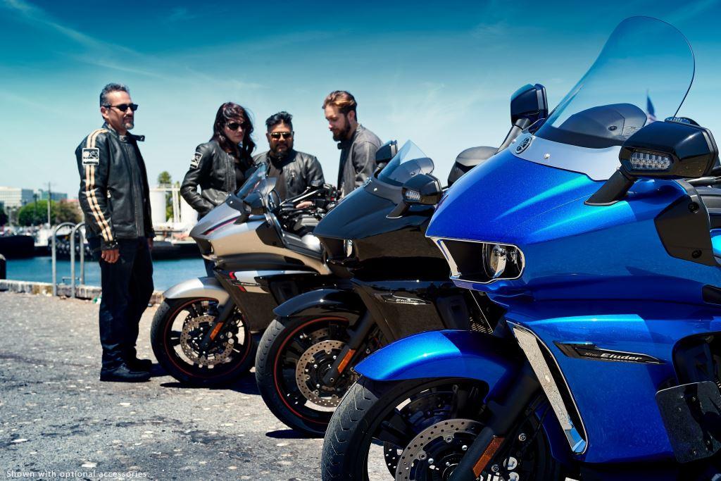 Yamaha'nın Yeni Bagger Modeli 2018 Star Eluder'a İlk Bakış! 12. İçerik Fotoğrafı