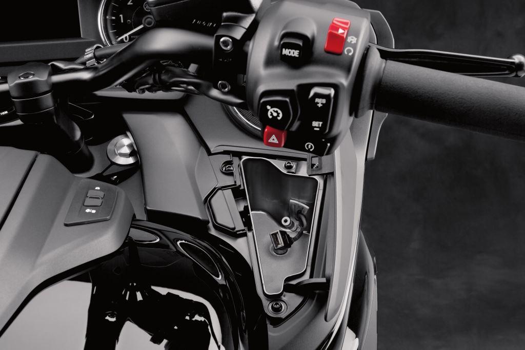 Yamaha'nın Yeni Bagger Modeli 2018 Star Eluder'a İlk Bakış! 9. İçerik Fotoğrafı