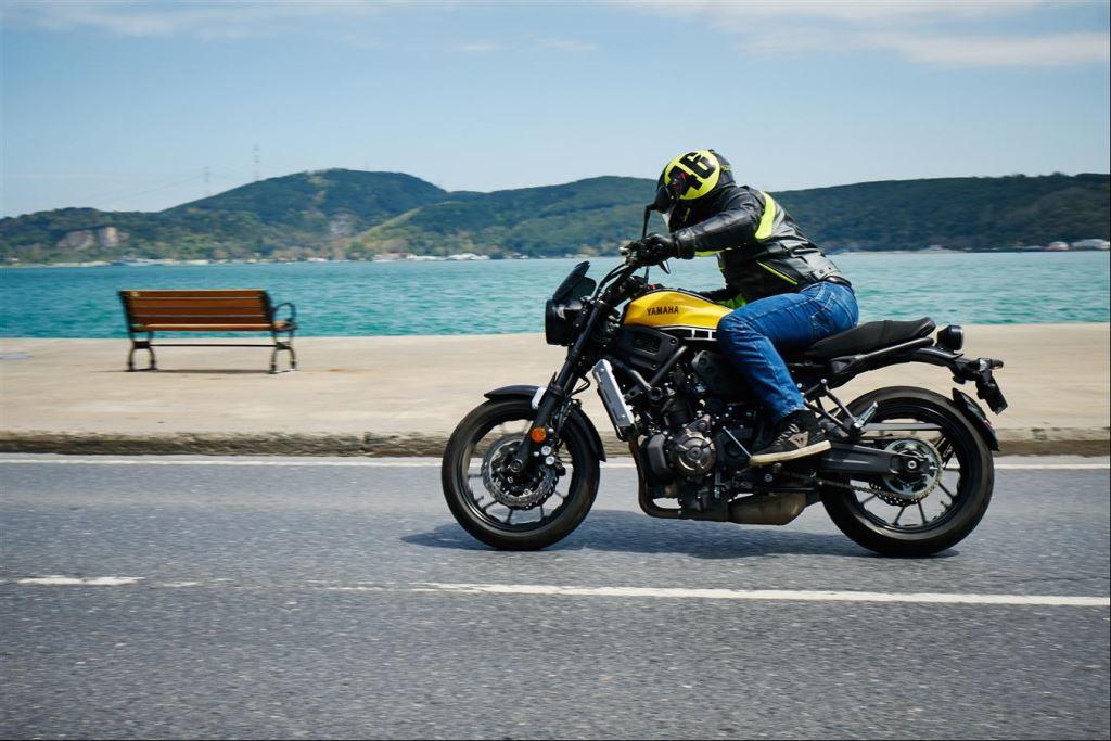 Yamaha'nın Yeni Retro Motorları: XSR700 ve XSR900 3. İçerik Fotoğrafı