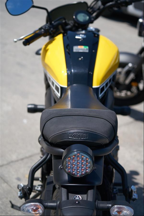 Yamaha'nın Yeni Retro Motorları: XSR700 ve XSR900 6. İçerik Fotoğrafı