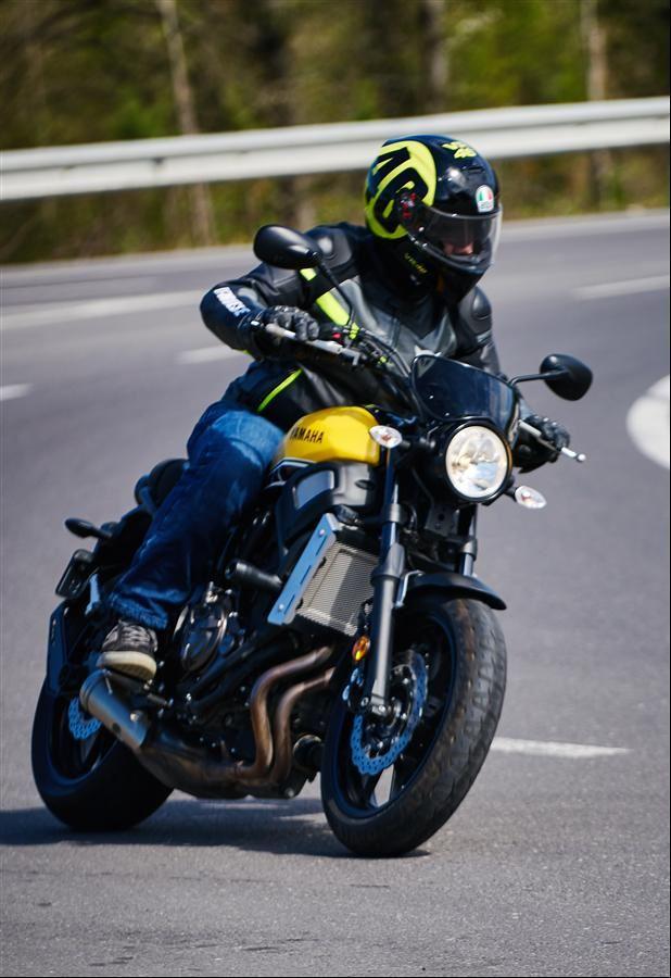 Yamaha'nın Yeni Retro Motorları: XSR700 ve XSR900 7. İçerik Fotoğrafı
