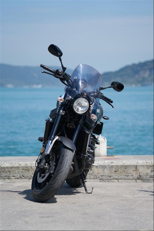 Yamaha'nın Yeni Retro Motorları: XSR700 ve XSR900 8. İçerik Fotoğrafı