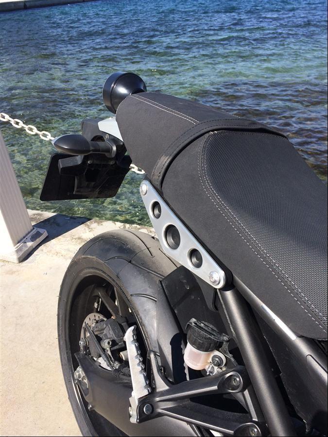 Yamaha'nın Yeni Retro Motorları: XSR700 ve XSR900 9. İçerik Fotoğrafı