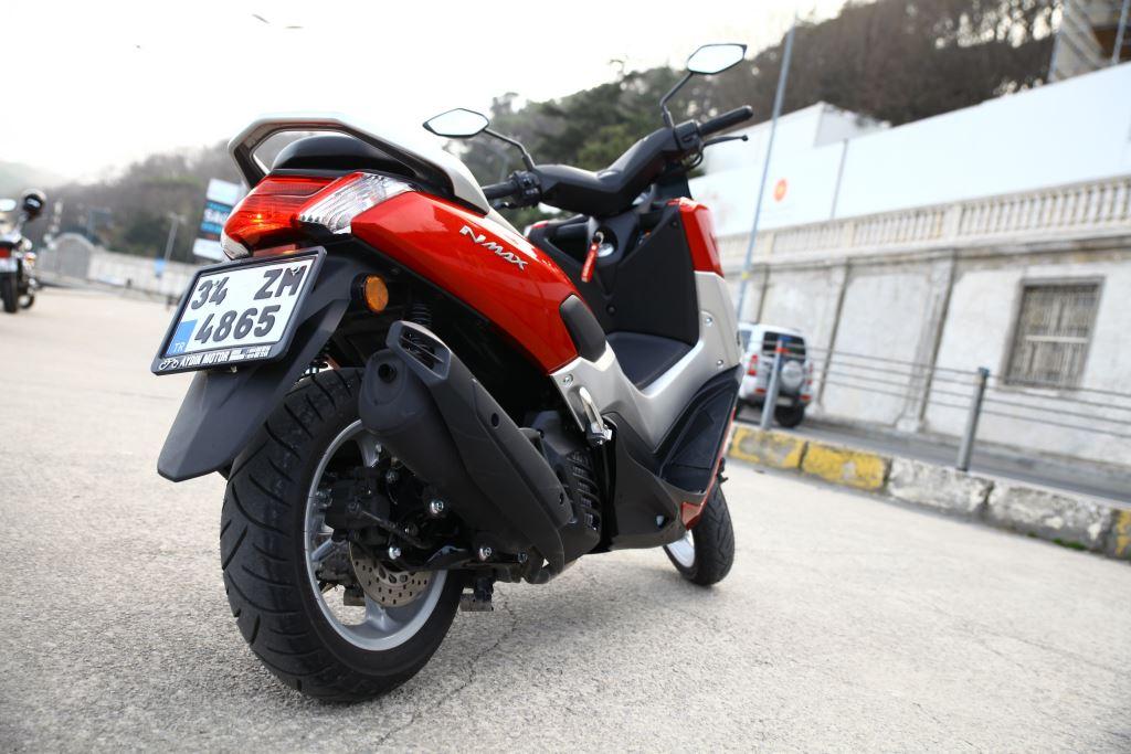 Yamaha NMAX 125'İn İstanbul İle İmtihanı 2. İçerik Fotoğrafı