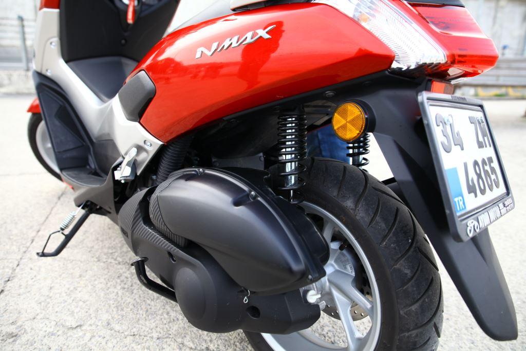 Yamaha NMAX 125'İn İstanbul İle İmtihanı 3. İçerik Fotoğrafı
