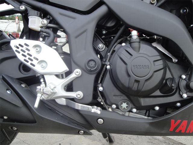 Yamaha R25 4. İçerik Fotoğrafı