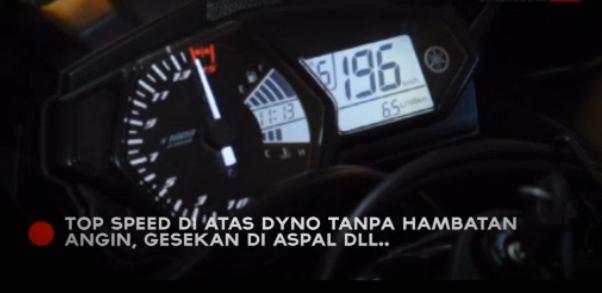 Yamaha R25 Son Hız ve Son Videolar ! 4. İçerik Fotoğrafı
