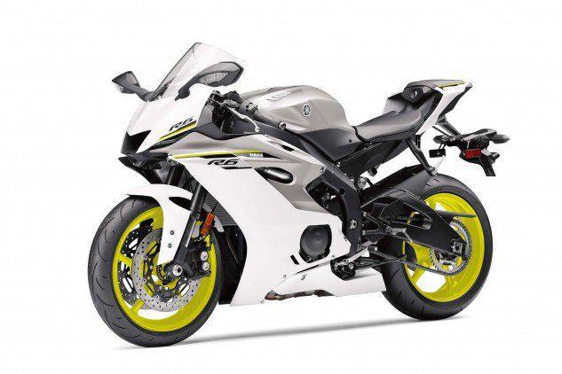 Yamaha R6 Fiyatını İngiltere'de Açıkladı! 1. İçerik Fotoğrafı