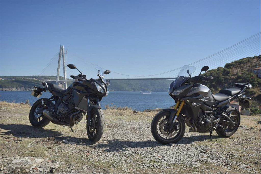 Yamaha Tracer 700 İle 1.000 Kilometre   4. İçerik Fotoğrafı
