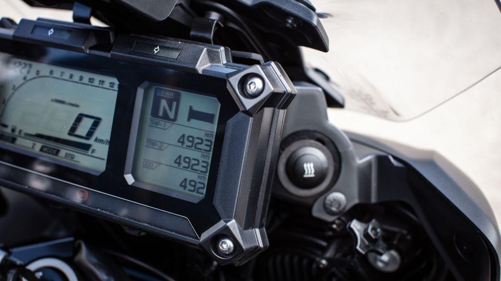 Yamaha Tracer 900 Spor Turİng Sınıfına Taze Bir Soluk 4. İçerik Fotoğrafı