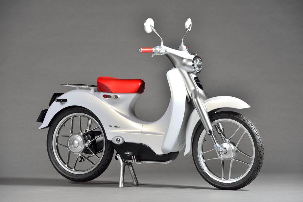 Yamaha ve Honda'dan Elektrikli Scooter Kardeşliği! 3. İçerik Fotoğrafı