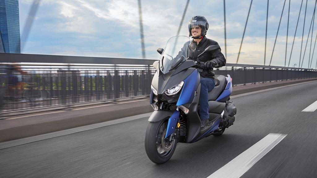 Yamaha X-MAX 400'ün Yeni Yüzü! 1. İçerik Fotoğrafı