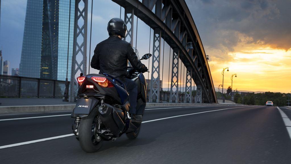 Yamaha X-MAX 400'ün Yeni Yüzü! 2. İçerik Fotoğrafı