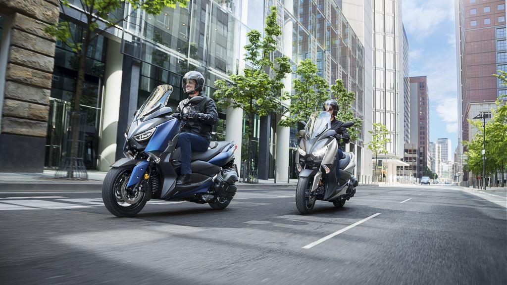 Yamaha X-MAX 400'ün Yeni Yüzü! 3. İçerik Fotoğrafı