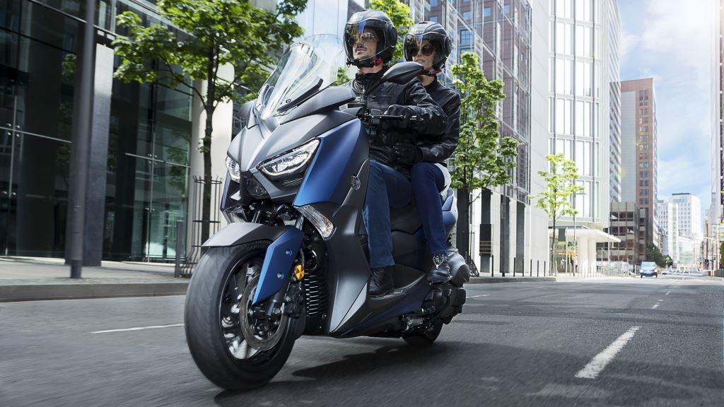 Yamaha X-MAX 400'ün Yeni Yüzü! 4. İçerik Fotoğrafı