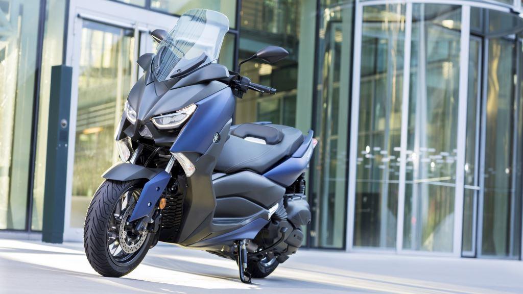 Yamaha X-MAX 400'ün Yeni Yüzü! 6. İçerik Fotoğrafı