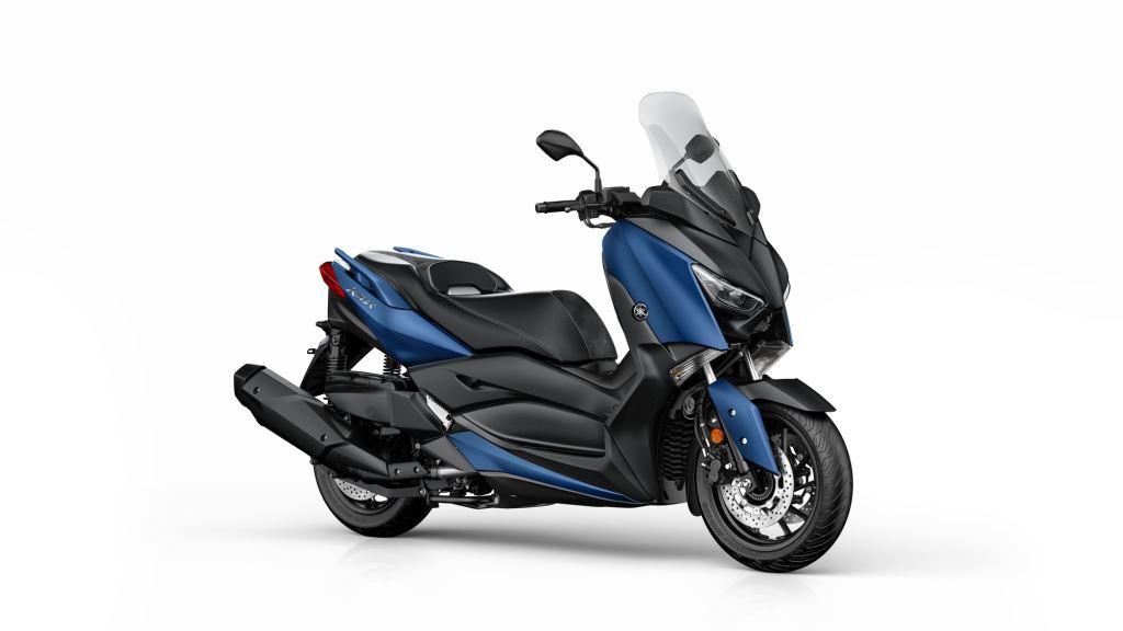 Yamaha X-MAX 400'ün Yeni Yüzü! 7. İçerik Fotoğrafı