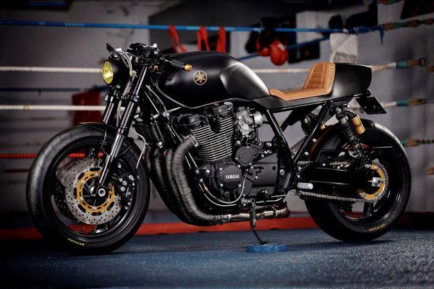 Yamaha XJR1300 Custom - En İyi 5 Tanesi! 3. İçerik Fotoğrafı