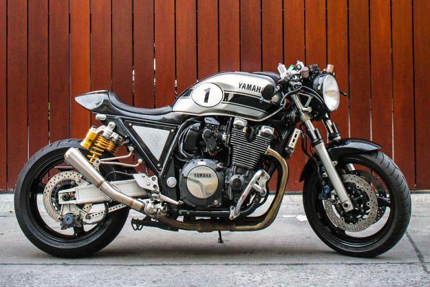 Yamaha XJR1300 Custom - En İyi 5 Tanesi! 4. İçerik Fotoğrafı