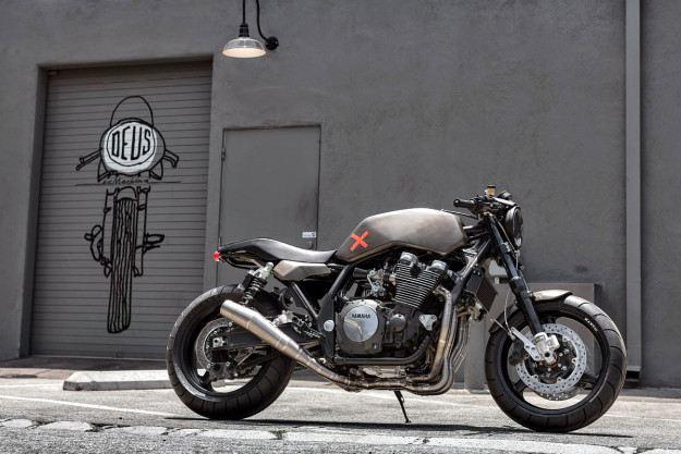 Yamaha XJR1300 Custom - En İyi 5 Tanesi! 5. İçerik Fotoğrafı