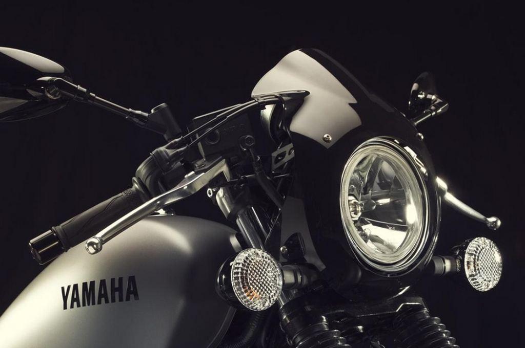 Yamaha XV950 Racer Duyuruldu 3. İçerik Fotoğrafı