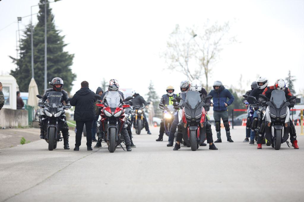 'Yamaha Yolda' Projesi Start Aldı 1. İçerik Fotoğrafı