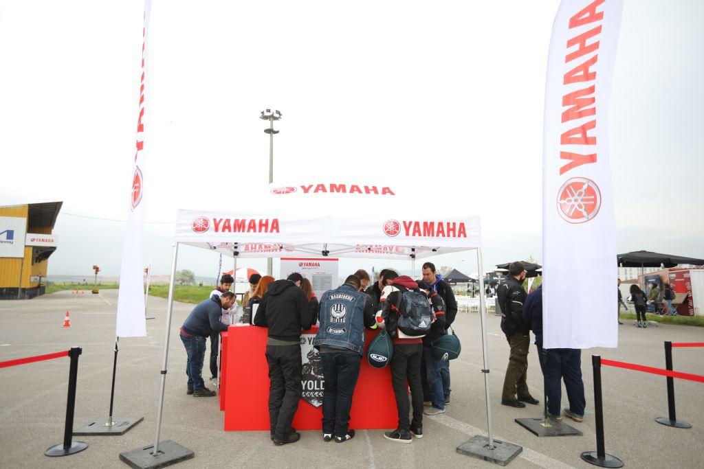 'Yamaha Yolda' Projesi Start Aldı 5. İçerik Fotoğrafı