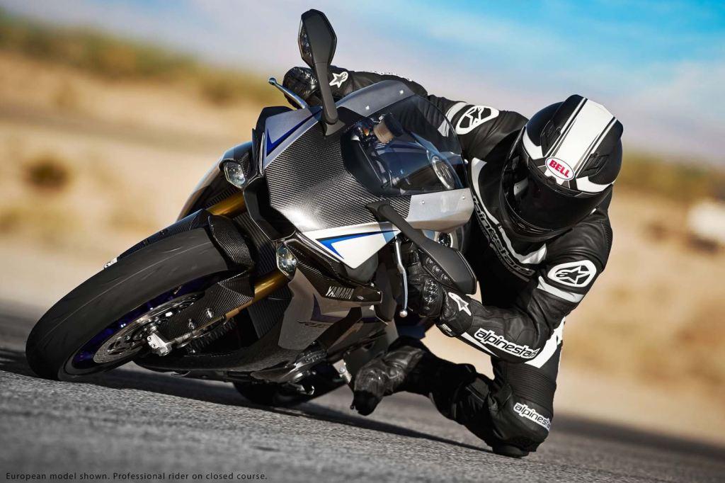 Yamaha YZF-R1M Avrupa'da Tükendi! 2. İçerik Fotoğrafı