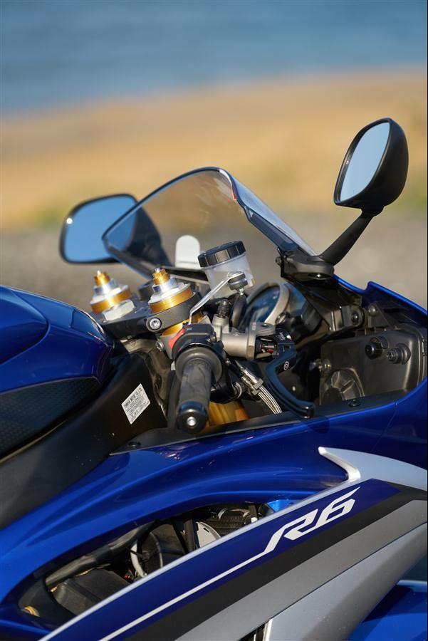 Yamaha YZF-R6'ya Brembo RCS 19 3. İçerik Fotoğrafı