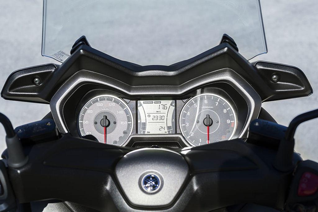 Yeni 2017 Yamaha X-MAX 300 Duyuruldu 1. İçerik Fotoğrafı