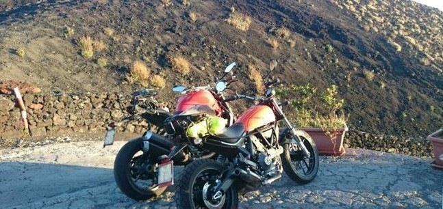 Yeni Ducati Scrambler 400 İtalya'da Görüntülendi! 1. İçerik Fotoğrafı