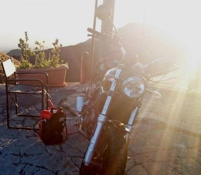 Yeni Ducati Scrambler 400 İtalya'da Görüntülendi! 4. İçerik Fotoğrafı