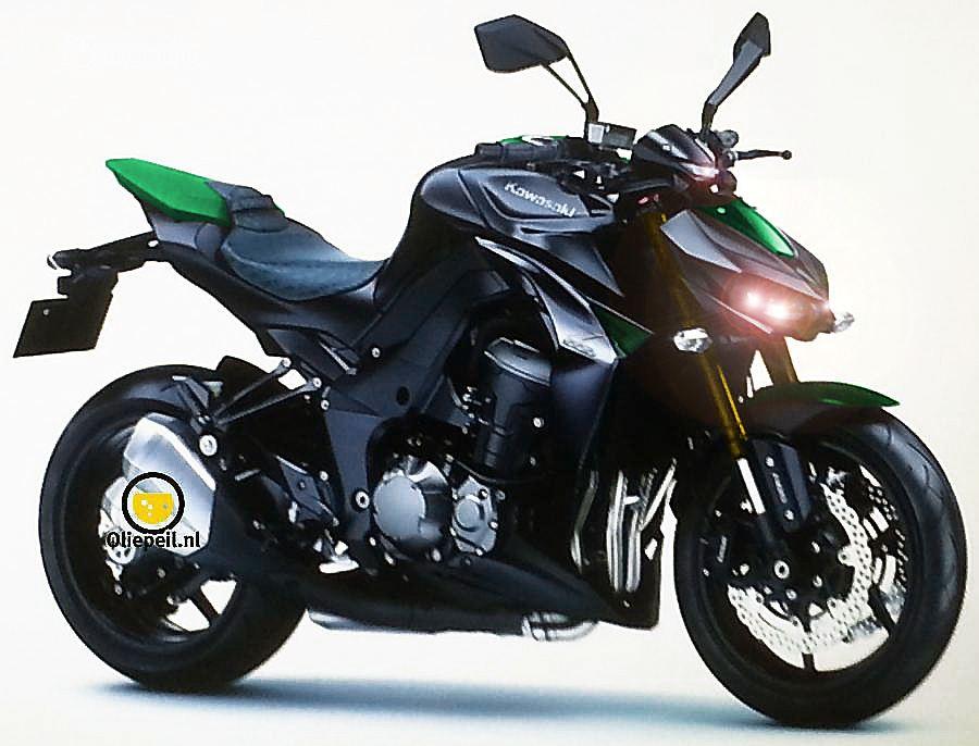 Yeni Kawasaki Z1000 1. İçerik Fotoğrafı