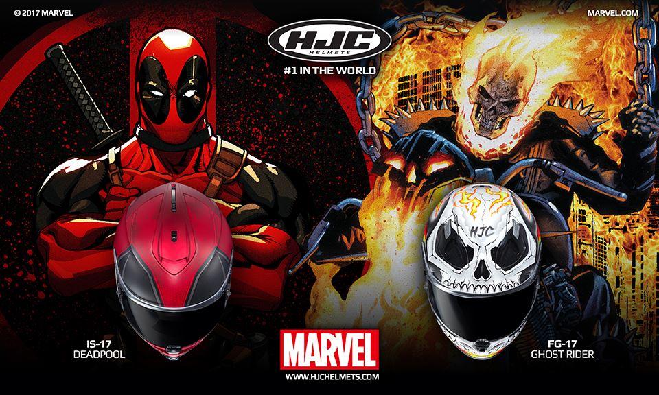 Yeni Versiyonu ile HJC Spider-Man ve Iron-Man Konseptli Kask! 3. İçerik Fotoğrafı