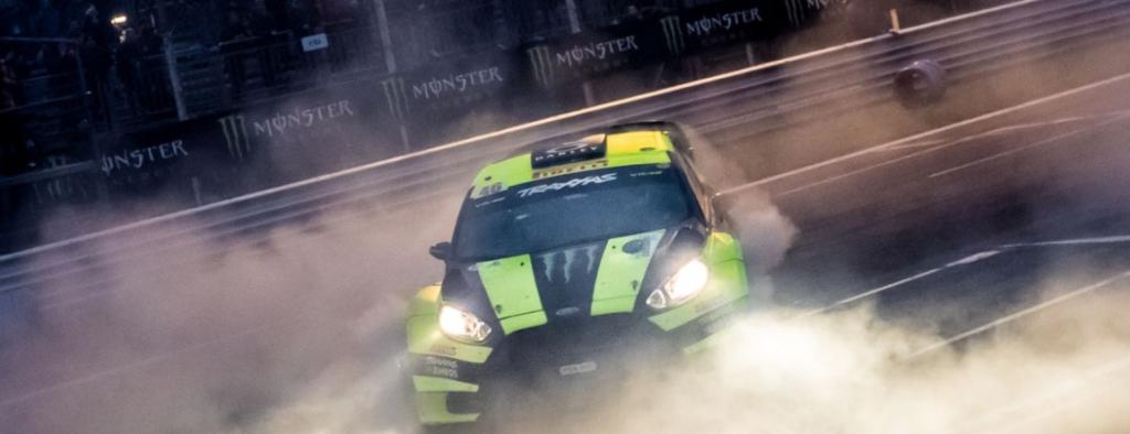 Yine Yeniden Rossi, Monza Rally Show'da!  2. İçerik Fotoğrafı